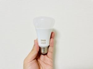 スマート電球 Philips Hue(フィリップス ヒュー)感想・おすすめ機能