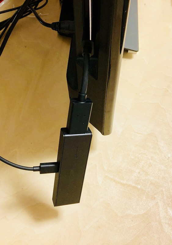 FireTVstick4K設置
