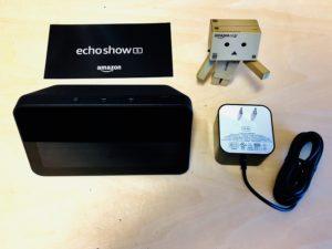 echoshow5内容物