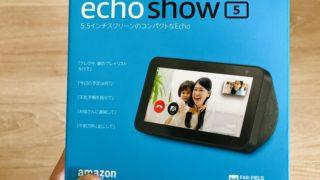 echoshow5表