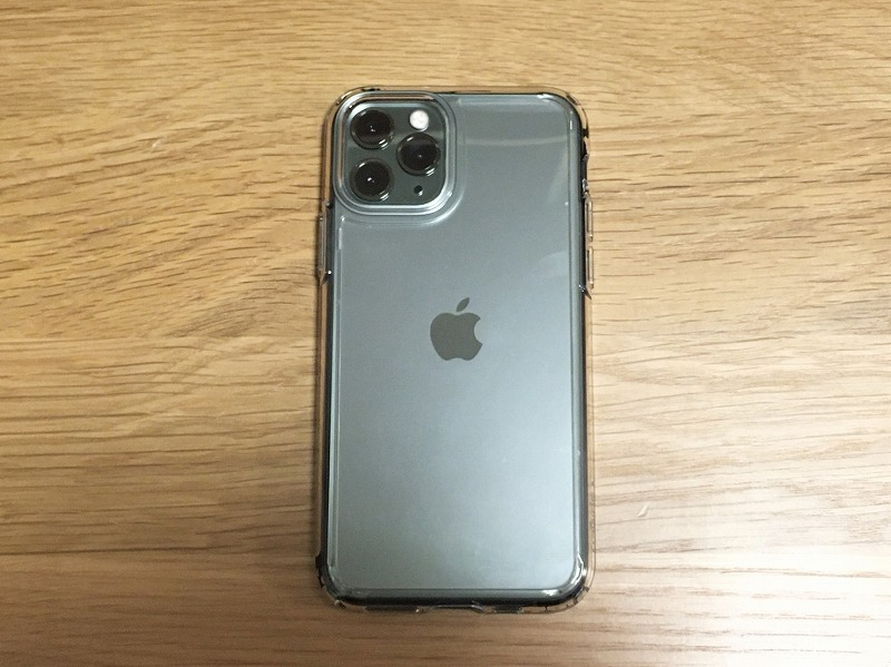 iPhone11Proケース裏面