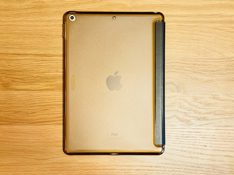 iPad第7世代ケース裏