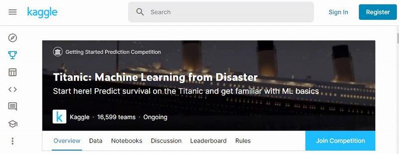 kaggle-titanic