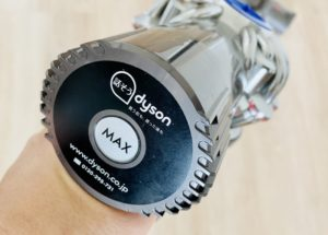 ダイソンDC62モーター