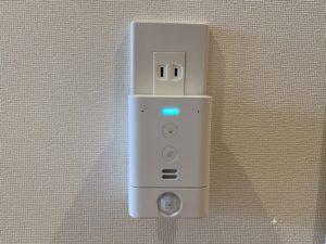 モーションセンサーとEcho Flex接続