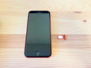 新iPhoneSEとFOMASIM