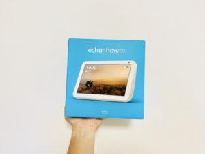 【Echo Show 8レビュー】エコーショー5と比較!大画面で音質改善。おすすめ設定方法をご紹介!