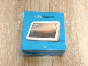 Echo Show 8箱表