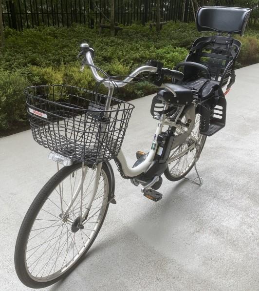 ヤマハ電動アシスト自転車