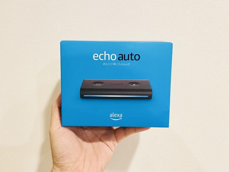 【Echo Auto(エコーオート)レビュー】車の中でアレクサの通信容量はどれくらい?Bluetooth接続の設定方法をご紹介!