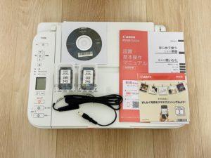 TS3330付属品