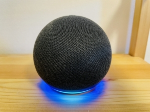 Echo Dotが応答