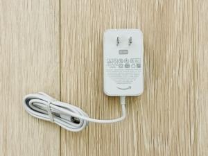 Echo Dot第4世代の電源ケーブル