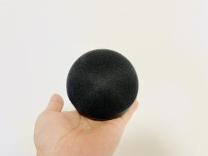 Echo Dot第4世代手載せ